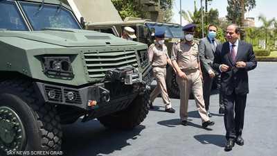 """مصر.. تخفيف وتأييد أحكام بقضية """"محاولة اغتيال السيسي"""""""