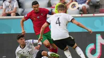 يورو 2020.. ألمانيا تعاقب البرتغال في المباراة الأكثر إثارة