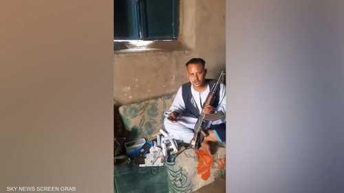 نهاية صاحب فيديو بيع المخدرات بمصر
