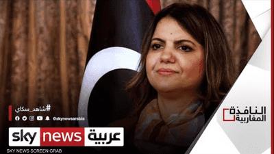مناقشة ملف المرتزقة ودعم السلطات الانتقالية بين ومصر وليبيا