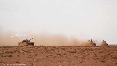 الجيش الوطني الليبي يغلق الحدود مع الجزائر