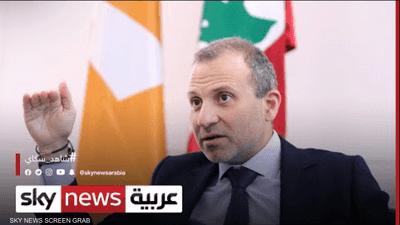 لبنان.. باسيل يهاجم الحريري ويستنجد بنصرالله