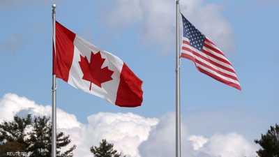 الولايات المتحدة تمدد إغلاق الحدود مع كندا والمكسيك