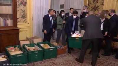 مصر تسترد من فرنسا قطعا أثرية مهربة.. و3 متهمين