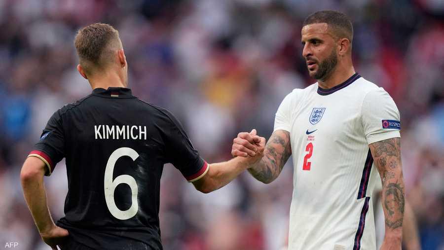 المنتخب الإنجليزي فك عقدة المانشافت