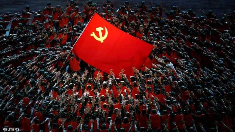 احتفلت الصيت بالذكرى المئوية للحزب الشيوعي الحاكم