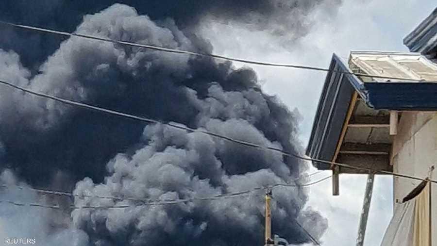 الطائرة فشلت في الهبوط على المدرج في جنوب البلاد، وفق ما أعلن وزير الدفاع الفلبيني دلفين لورينزانا.