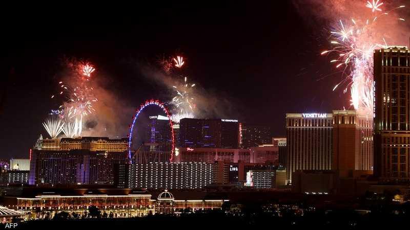 احتفل الأميركيون بمرور 245 عاما على استقلال بلادهم