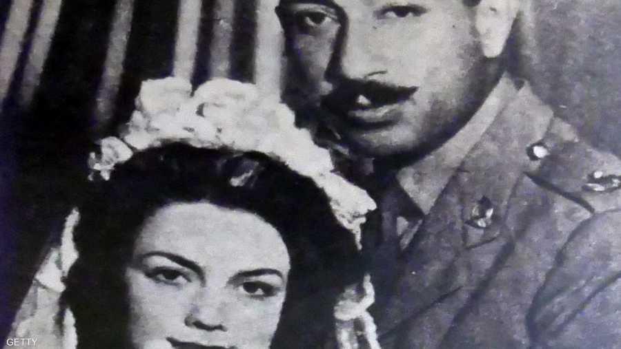 تزوجت جيهان الرئيس أنور السادات في عام 1949 وأنجبت منه 4 أبناء.