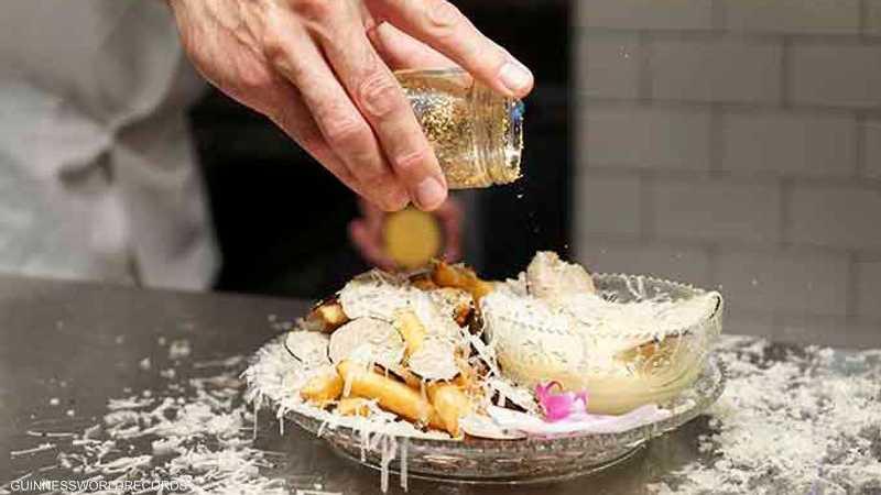 أعدّ مطعم Serendipty3 في مانهاتن أغلى طبق بطاطس مقلية