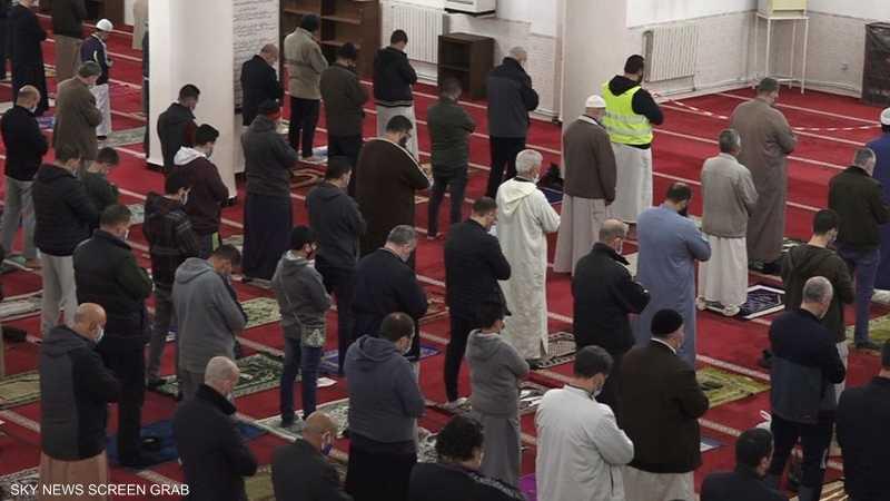 تشديد الإجراءات الاحترازية داخل المساجد مع حلول العيد