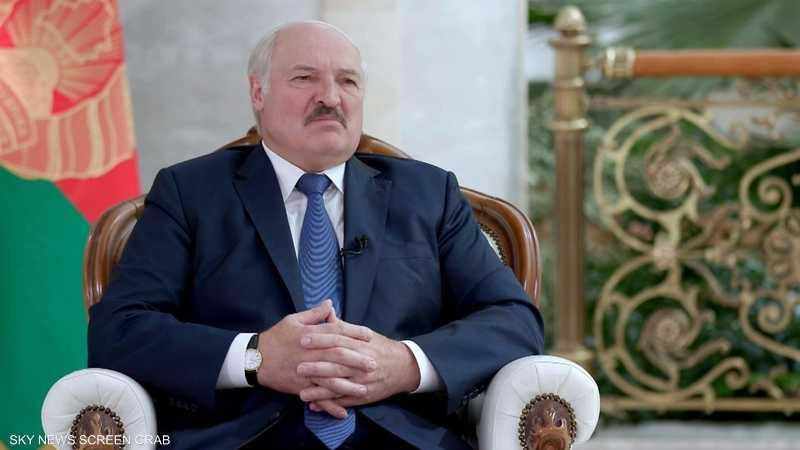 رئيس بيلاروسيا ألكسندر لوكاشينكو