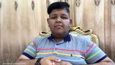 """الشاب العراقي علي عادل يكشف كواليس """"فيديو سطح المبنى"""""""