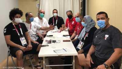 من طوكيو.. تفاصيل أول إصابة بكورونا في بعثة مصر بالأولمبياد