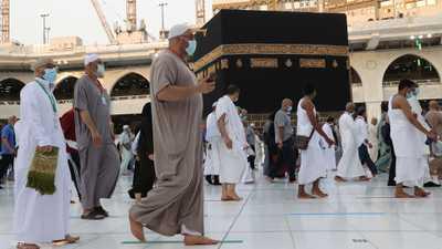 السعودية تعلن نجاح موسم الحج صحيا.. صفر إصابات بكورونا
