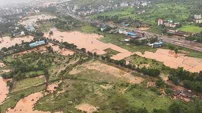 الهند.. 36 قتيلا ومفقودون بانهيارات أرضية