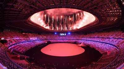 """افتتاح """"حزين"""" لأغرب بطولة ألعاب أولمبية عبر التاريخ"""