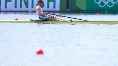 السعودي علي رضا والعراقي رياض لربع نهائي التجذيف بالأولمبياد
