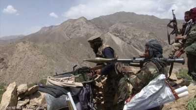 بايدن وغني يؤكدان أن هجمات طالبان تتناقض مع تعهداتها