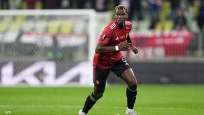 مانشستر يونايتد يتفاوض مع بوغبا بشأن تجديد عقده