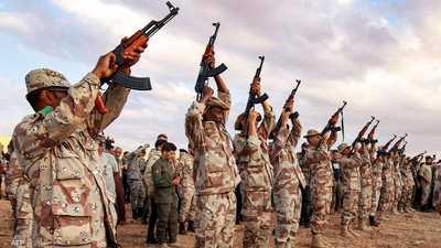 قادة الجيش الليبي في الجنوب استعدادا لمعركة الحسم ضد داعش
