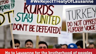 """في ذكرى """"لوزان"""".. مطالب للاعتراف بـ""""الإبادة"""" التركية للأكراد"""