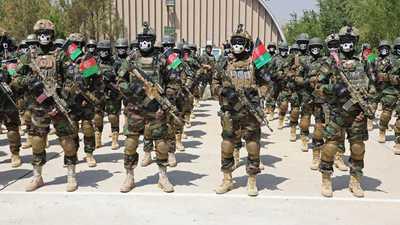البنتاغون: كبح طالبان المهمة الأولى للجيش الأفغاني