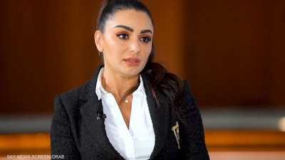 بعد 22 عاما.. الممثلة السورية ديما الجندي من جديد مع العظمة