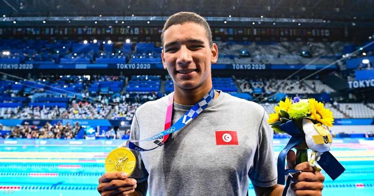 حقق إنجازا غير مسبوق في الأولمبياد.. تعرف على السباح التونسي أحمد الحفناوي