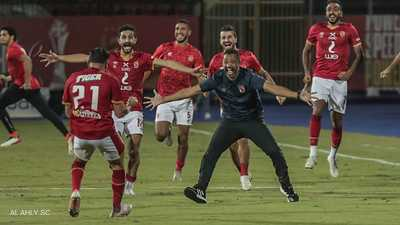 """الأهلي.. """"خطوات متثاقلة"""" نحو الحفاظ على لقب الدوري المصري"""