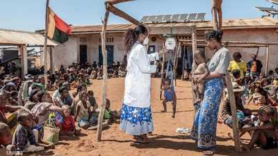 مدغشقر.. سوء التغذية يهدد أكثر من نصف مليون طفل