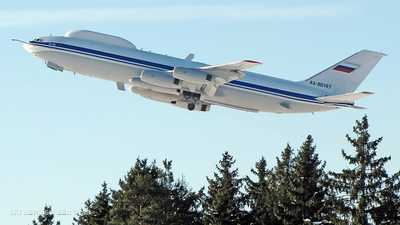 """طائرة """"يوم القيامة"""" الروسية.. """"مركز قيادة"""" في الحروب النووية"""