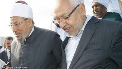 بعد تحريضه على الفوضى.. مطالب بغلق فرع اتحاد القرضاوي بتونس