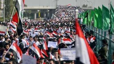 المقاطعة تأتي وسط احتجاجات يشهدها الشارع العراقي منذ أشهر.