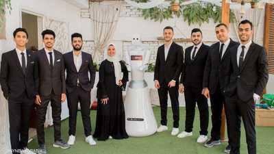 طلاب مصريون يبتكرون روبوتا قادرا على كشف الأمراض