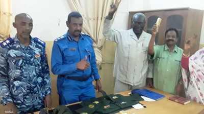 السودان.. إحباط محاولة تهريب 40 كيلوغراما من الذهب