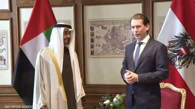 كورتس خلال حديثه حول الإمارات