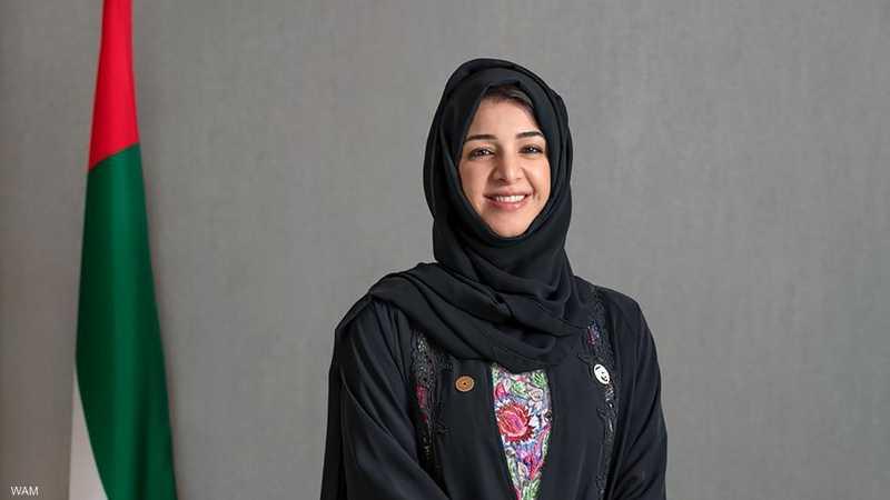 ريم بنت إبراهيم الهاشمي وزيرة دولة لشؤون التعاون الدولي