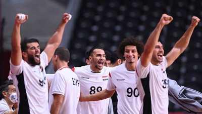 منتخب مصر لكرة اليد يتأهل لربع نهائي أولمبياد طوكيو
