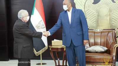 """السودان يرحب بـ """"المباردة الجزائرية"""" لحل أزمة سد النهضة"""