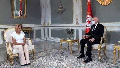 الرئيس التونسي: باق على العهد حتى تتحقق مطالب الشعب