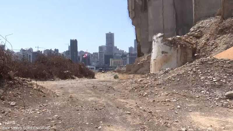 مرور عام على انفجار مرفأ بيروت