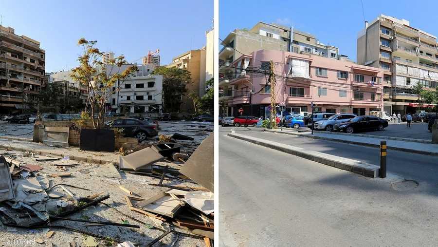 رغم مرور عام، لم توجه أصابع الاتهام بشكل مباشر إلى أي مسؤول لبناني كبير في الانفجار الذي يمثل أسوأ كارثة في تاريخ لبنان الحديث.
