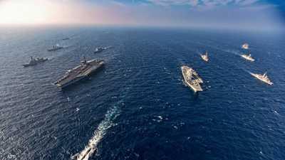 """ترجيح فرضية """"خطف"""" إيران سفينة بالخليج.. وتحرك أميركي محتمل"""