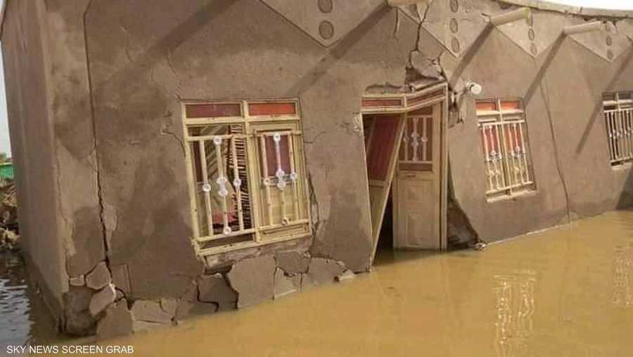 الأمطار تجتاح 16 ولاية في السودان