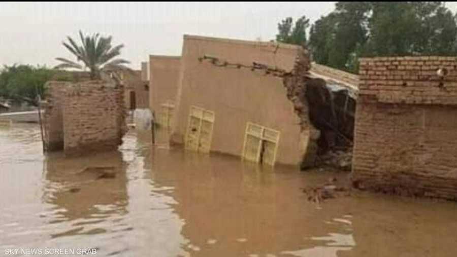تضرر أكثر من 12 ألف من أوضاع مأساوية جراء السيول في السودان