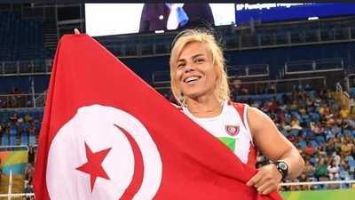 روعة التليلي.. تونسية خلدت اسمها في البارالمبياد