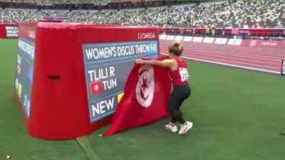 ذهبية ثالثة لتونس بطوكيو.. وحصاد العرب يرتفع إلى 28 ميدالية