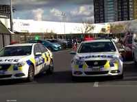 الشرطة النيوزيلندية طوقت المكان الذي شهد الهجوم