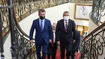 """أكبر حزب تركي معارض يقترب """"فجأة"""" من الأكراد"""
